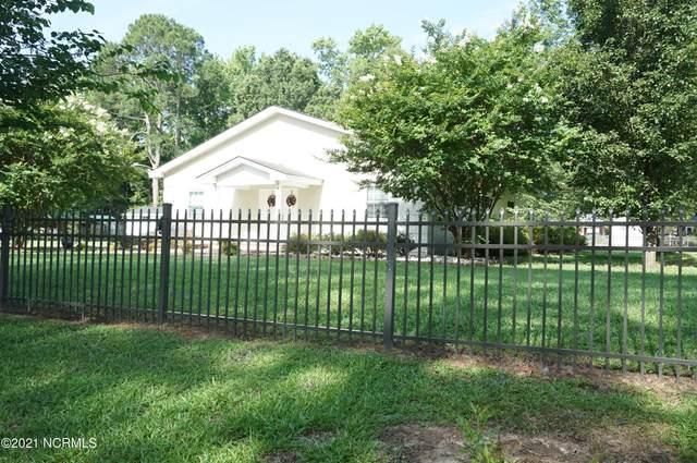 119 Garner Street W, Wilson, NC 27893 (MLS #100276407) :: Courtney Carter Homes