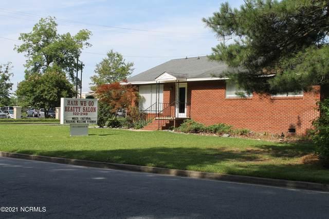 1100 N Herritage Street, Kinston, NC 28501 (MLS #100276409) :: RE/MAX Elite Realty Group