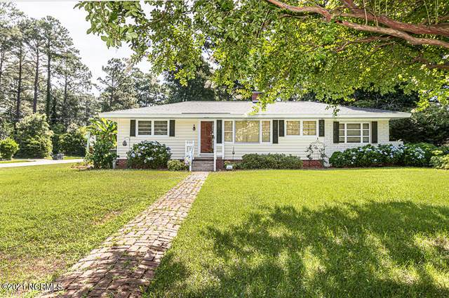 424 Clifton Road, Rocky Mount, NC 27804 (MLS #100276413) :: Courtney Carter Homes