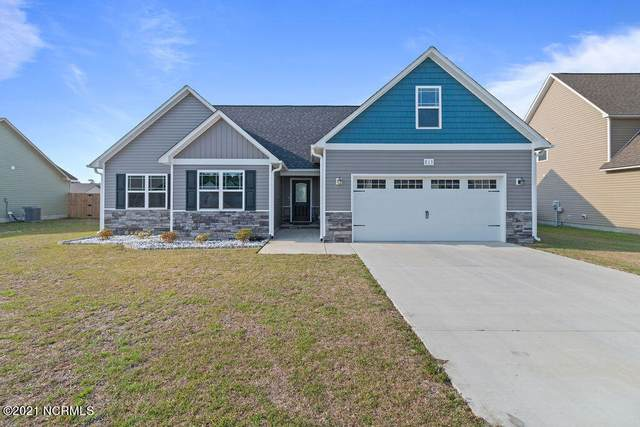 213 Tappi Terrace, Hubert, NC 28539 (MLS #100276426) :: Great Moves Realty