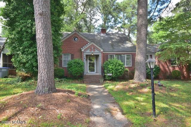1312 Beal Street, Rocky Mount, NC 27804 (MLS #100276442) :: Barefoot-Chandler & Associates LLC