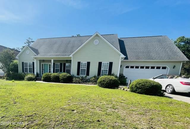 126 Marsh Harbour Drive, Newport, NC 28570 (MLS #100276452) :: CENTURY 21 Sweyer & Associates