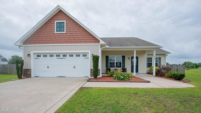415 Fawn Meadow Drive, Richlands, NC 28574 (MLS #100276470) :: Great Moves Realty