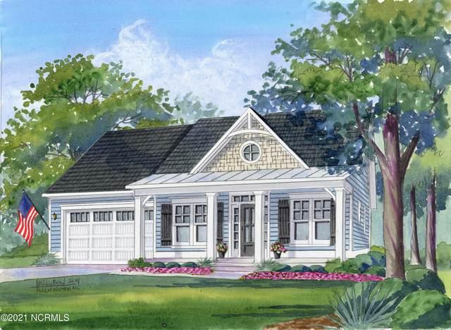 509 Moss Lake Lane, Holly Ridge, NC 28445 (MLS #100276473) :: David Cummings Real Estate Team