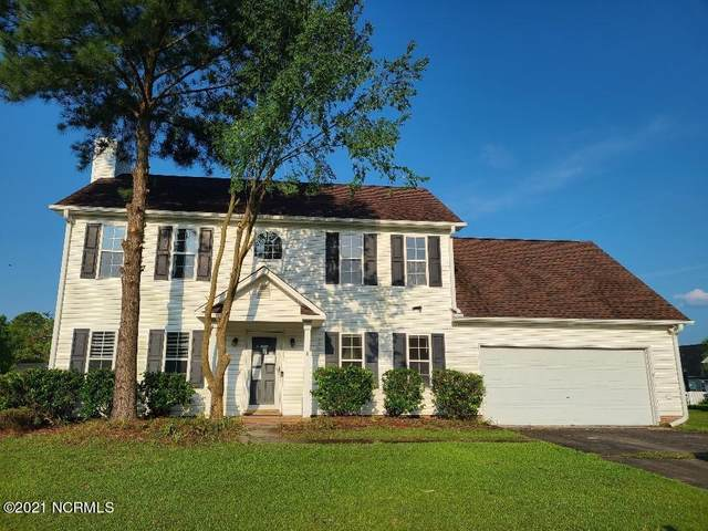 4008 Claymore Drive, Wilmington, NC 28405 (MLS #100276487) :: Welcome Home Realty