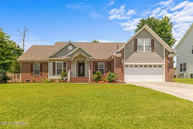 107 Runnymeade Drive, Jacksonville, NC 28540 (MLS #100276493) :: Courtney Carter Homes