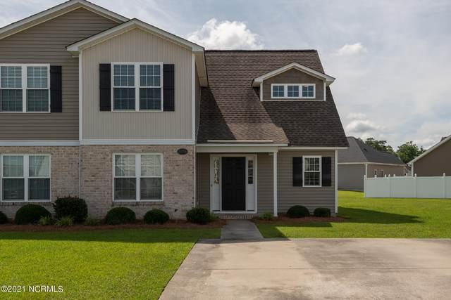2328 Chavis Drive B, Greenville, NC 27858 (MLS #100276506) :: CENTURY 21 Sweyer & Associates