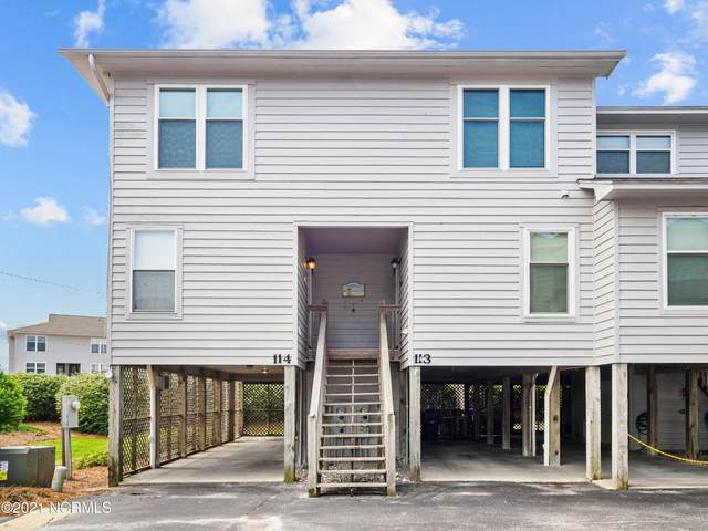 114 Crosswinds Drive #114, Surf City, NC 28445 (MLS #100276507) :: The Oceanaire Realty