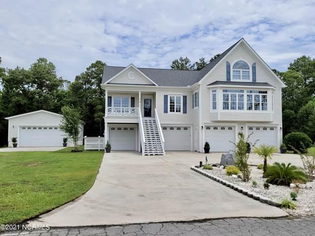 116 Pearl Drive, Beaufort, NC 28516 (MLS #100276512) :: Barefoot-Chandler & Associates LLC