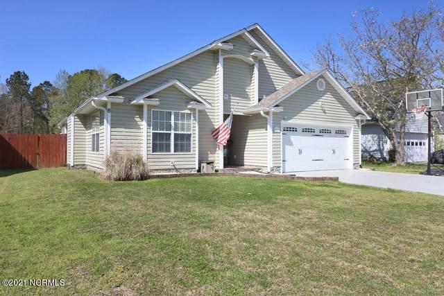 430 Boysenberry Lane, Hubert, NC 28539 (MLS #100276519) :: RE/MAX Elite Realty Group