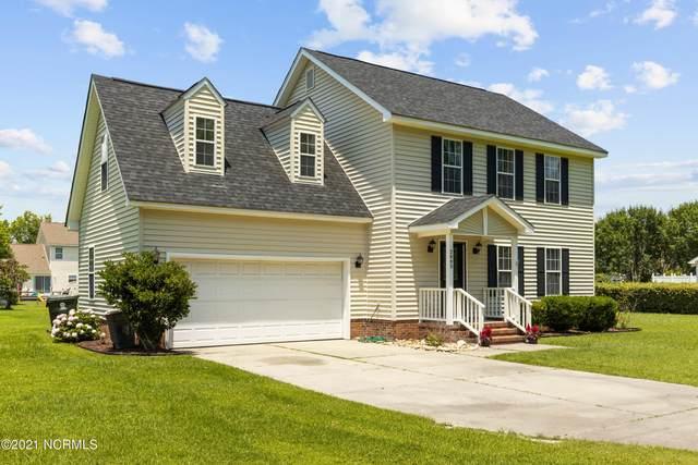 2803 Mayberry Loop Road, Morehead City, NC 28557 (MLS #100276534) :: Thirty 4 North Properties Group