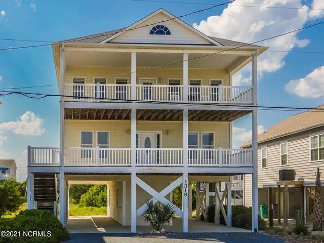 1319 N Topsail Drive, Surf City, NC 28445 (MLS #100276542) :: David Cummings Real Estate Team