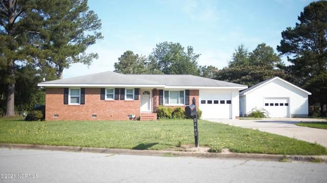 8460 Sandy Lane, Rocky Mount, NC 27803 (MLS #100276561) :: RE/MAX Elite Realty Group