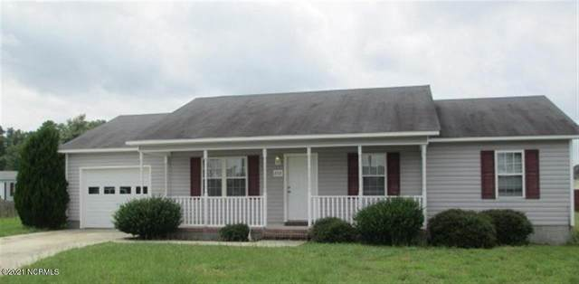 202 Leggett Court, Richlands, NC 28574 (MLS #100276583) :: David Cummings Real Estate Team