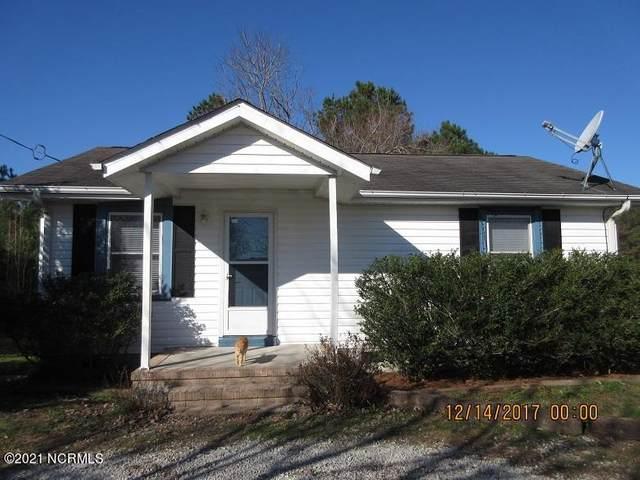 1468 Herrings Chapel Road, Burgaw, NC 28425 (MLS #100276595) :: The Cheek Team