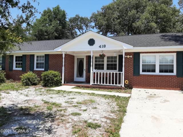 418 Cathay Road, Wilmington, NC 28412 (MLS #100276602) :: Berkshire Hathaway HomeServices Hometown, REALTORS®