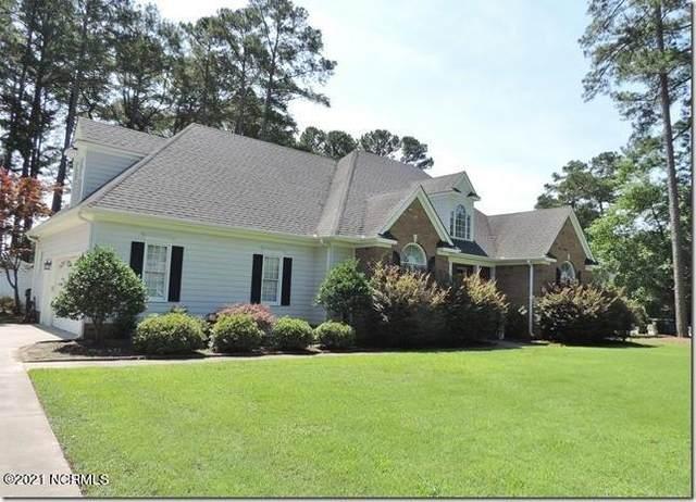 5017 Country Club Drive N, Wilson, NC 27896 (MLS #100276603) :: CENTURY 21 Sweyer & Associates