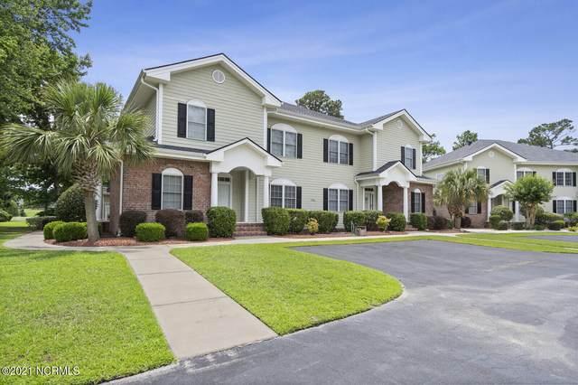 115 Crooked Gulley Circle Unit 1, Sunset Beach, NC 28468 (MLS #100276610) :: Carolina Elite Properties LHR