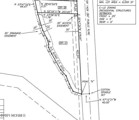 1867 Mt Misery Road NE, Leland, NC 28451 (MLS #100276643) :: The Cheek Team