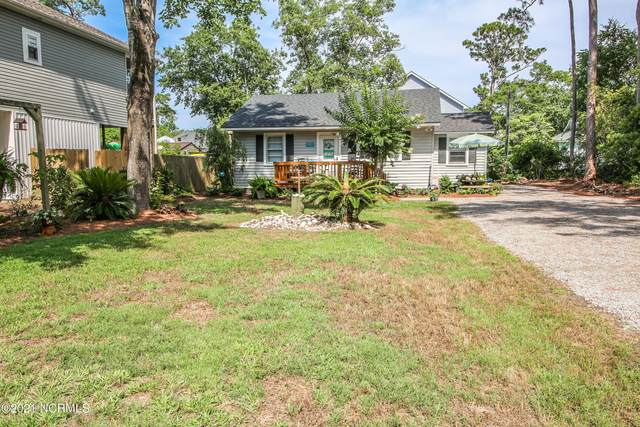 326 NE 52nd Street, Oak Island, NC 28465 (MLS #100276653) :: CENTURY 21 Sweyer & Associates