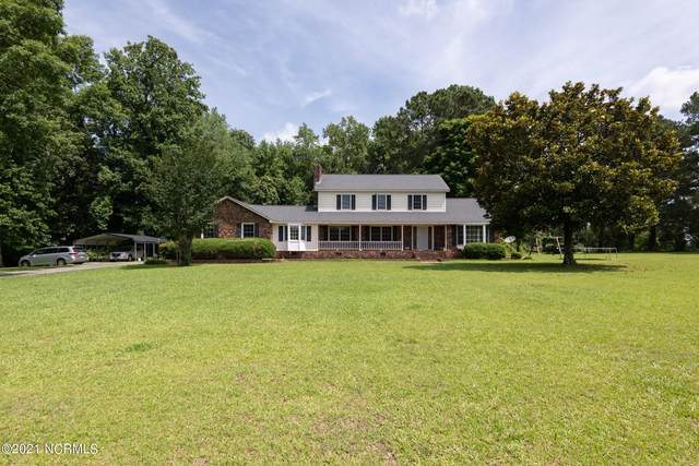 450 Davenport Farm Road, Winterville, NC 28590 (MLS #100276665) :: CENTURY 21 Sweyer & Associates