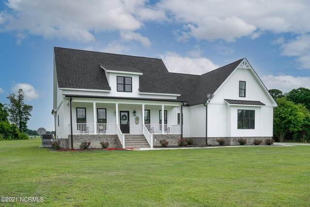 1575 Bend Of The River Road, Elm City, NC 27822 (MLS #100276693) :: CENTURY 21 Sweyer & Associates