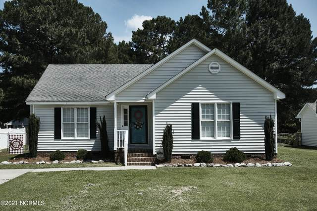 2608 Stedman Drive NW, Wilson, NC 27896 (MLS #100276712) :: Vance Young and Associates