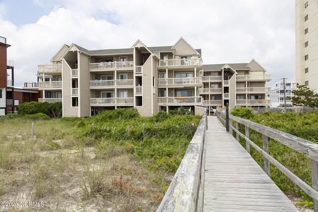 1411 S Lake Park Boulevard A4, Carolina Beach, NC 28428 (MLS #100276715) :: Donna & Team New Bern