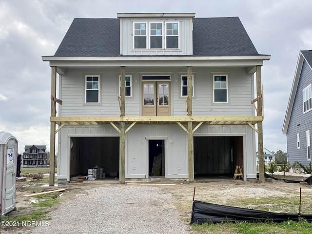 383 Summerhouse Drive, Holly Ridge, NC 28445 (MLS #100276732) :: David Cummings Real Estate Team