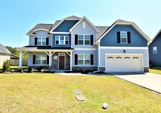 403 Cyrus Thompson Drive, Jacksonville, NC 28546 (MLS #100276744) :: Courtney Carter Homes