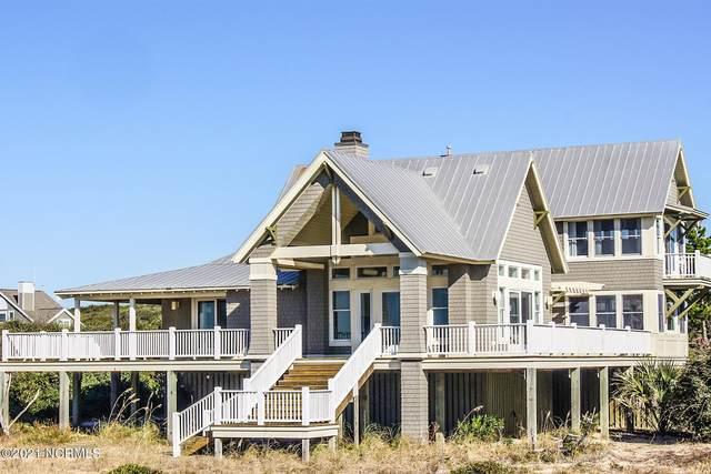 4 Silversides Trail, Bald Head Island, NC 28461 (MLS #100276753) :: CENTURY 21 Sweyer & Associates