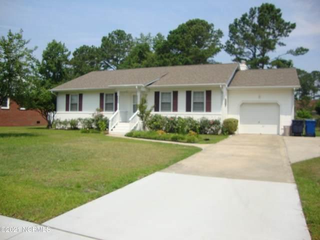 1505 Clifton Road, Jacksonville, NC 28540 (MLS #100276784) :: Donna & Team New Bern