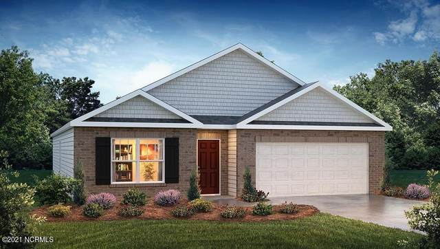 1201 Riverstone Drive, Greenville, NC 27858 (MLS #100276791) :: Courtney Carter Homes