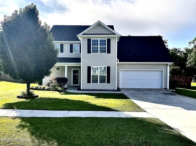 226 Emerald Ridge Road, Jacksonville, NC 28546 (MLS #100276793) :: Courtney Carter Homes