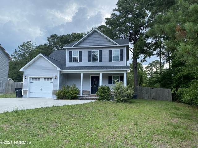 545 Old Folkstone Road, Holly Ridge, NC 28445 (MLS #100276797) :: Courtney Carter Homes