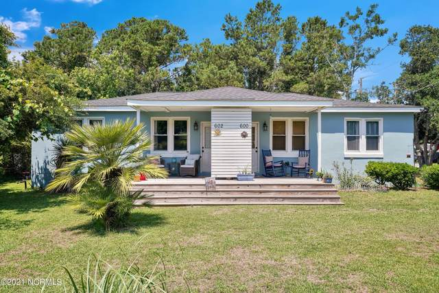 602 Fifth Street S, Carolina Beach, NC 28428 (MLS #100276816) :: Donna & Team New Bern