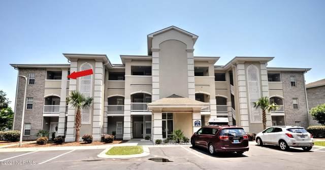 908 Resort Circle Unit 709, Sunset Beach, NC 28468 (MLS #100276820) :: Barefoot-Chandler & Associates LLC