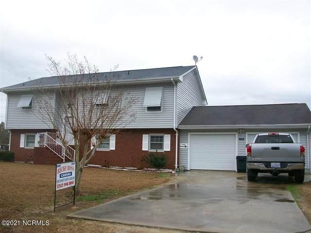 197 Bay Shore Drive, Chocowinity, NC 27817 (MLS #100276824) :: CENTURY 21 Sweyer & Associates
