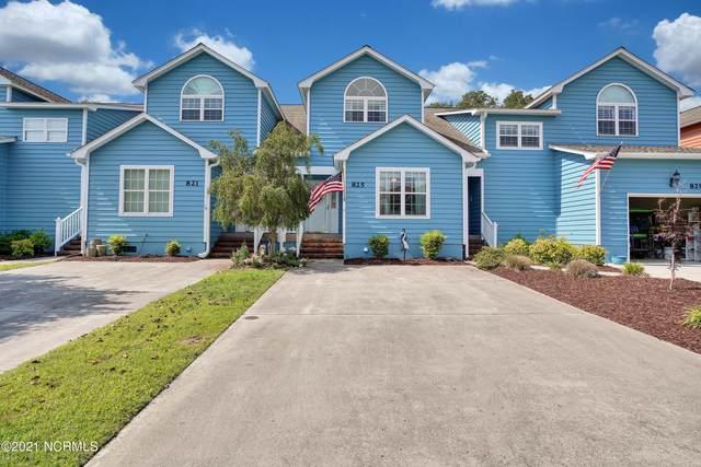 825 Sloop Pointe Lane, Kure Beach, NC 28449 (MLS #100276826) :: Donna & Team New Bern