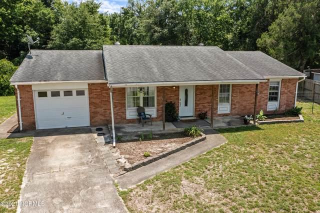 424 Duff Court, Jacksonville, NC 28546 (MLS #100276832) :: Courtney Carter Homes