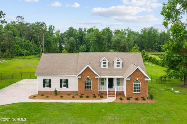 1066 Black Jack Simpson Road, Greenville, NC 27858 (MLS #100276835) :: Lynda Haraway Group Real Estate