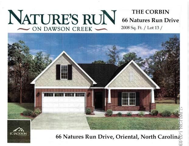 66 Nature Run Drive, Oriental, NC 28571 (MLS #100276839) :: CENTURY 21 Sweyer & Associates