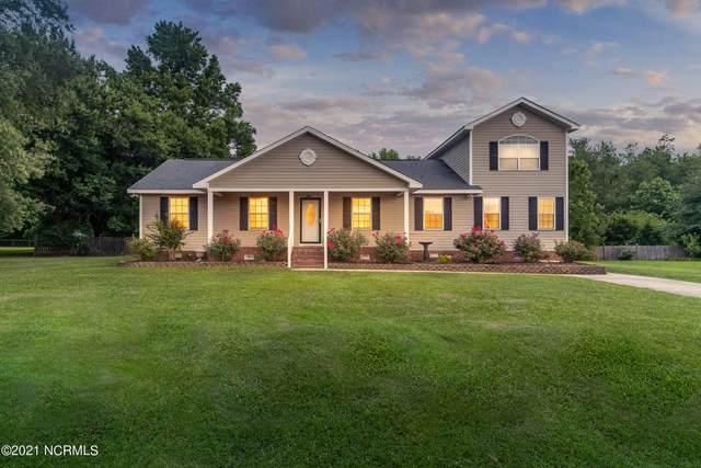1858 Century Drive, Greenville, NC 27834 (MLS #100276843) :: CENTURY 21 Sweyer & Associates