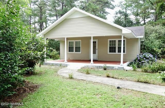 850 Calabash Road NW, Calabash, NC 28467 (MLS #100276848) :: Courtney Carter Homes