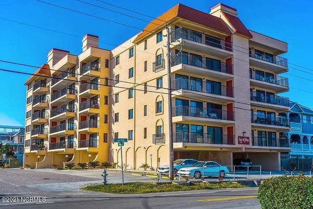 1518 S Lake Park Boulevard Unit 4B, Carolina Beach, NC 28428 (MLS #100276857) :: Donna & Team New Bern