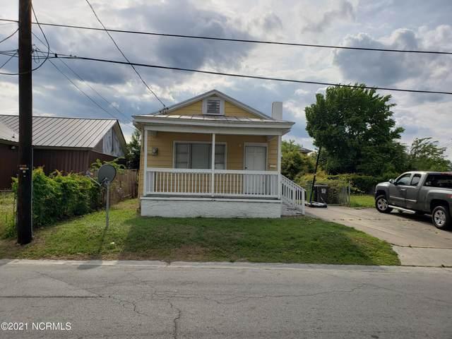 511 2nd Avenue, New Bern, NC 28560 (MLS #100276860) :: Lynda Haraway Group Real Estate