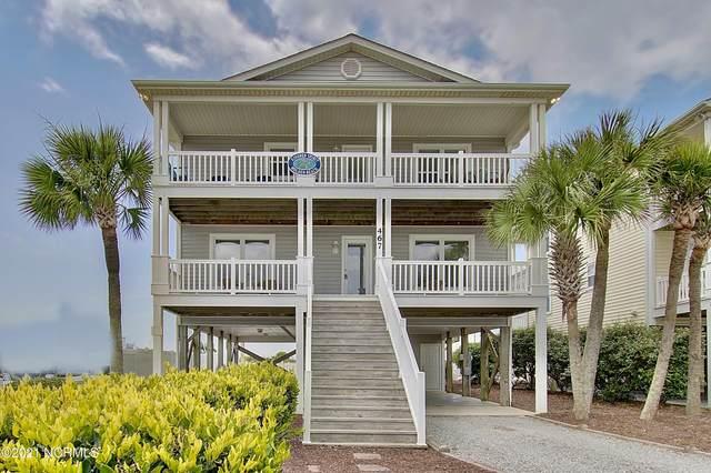 467 Ocean Boulevard W, Holden Beach, NC 28462 (MLS #100276874) :: Courtney Carter Homes