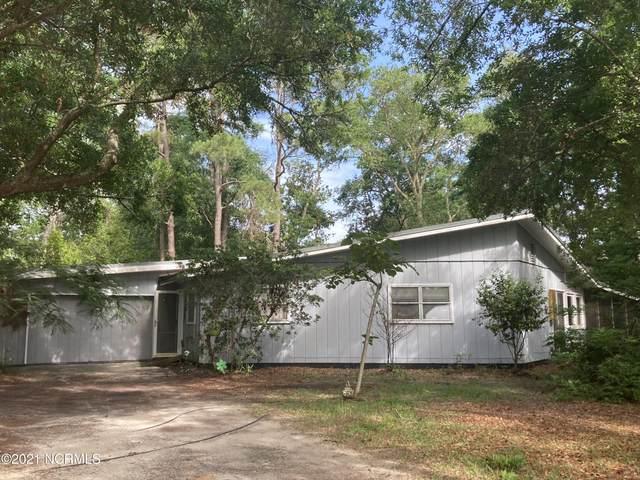 118 SW 4th Street, Oak Island, NC 28465 (MLS #100276890) :: Courtney Carter Homes