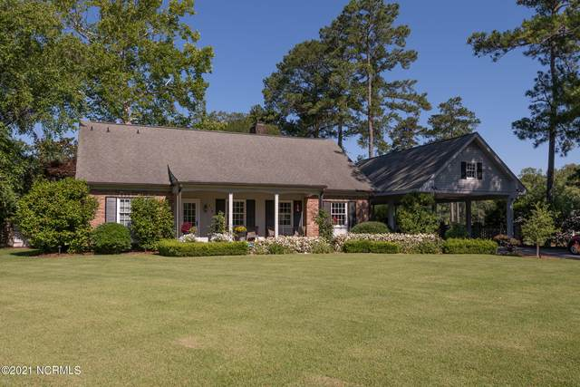 218 Country Club Drive, Greenville, NC 27834 (MLS #100276895) :: CENTURY 21 Sweyer & Associates