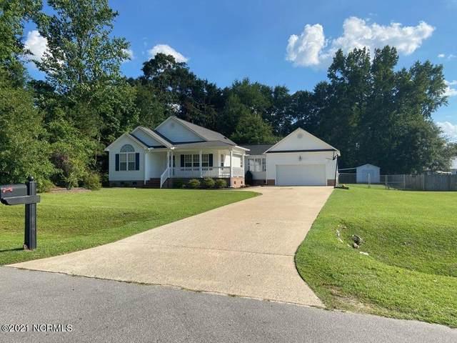 2846 Ruth Evans Drive, Grimesland, NC 27837 (MLS #100276899) :: Courtney Carter Homes